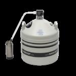 405 Manual Pump On 35 Liter Dewar In Operation